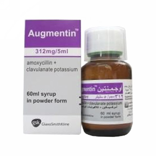AUGMENTIN 60ML SUSPENSI