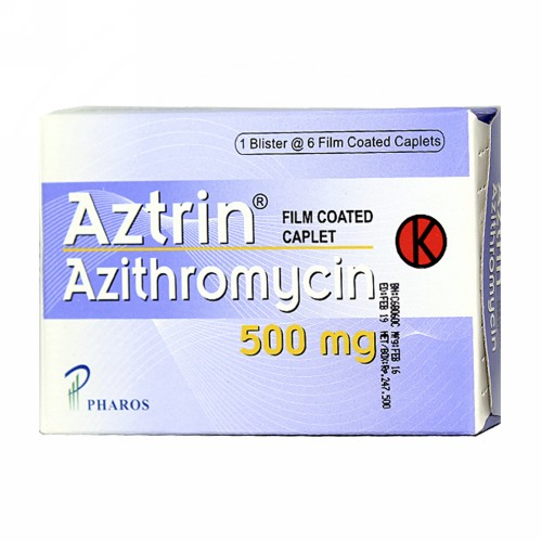 AZTRIN 500 MG KAPLET BOX