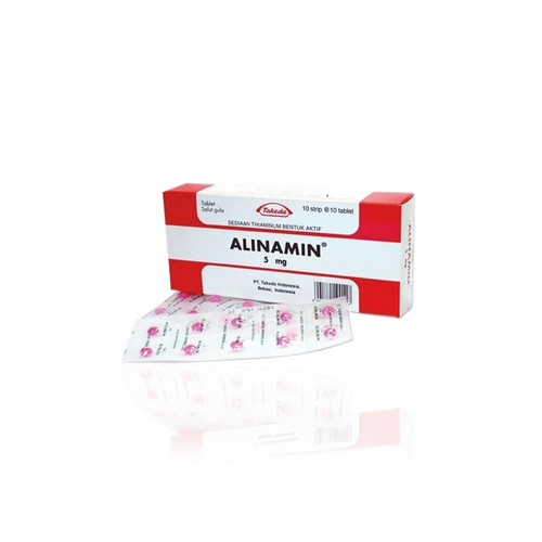 ALINAMIN 5 MG TABLET