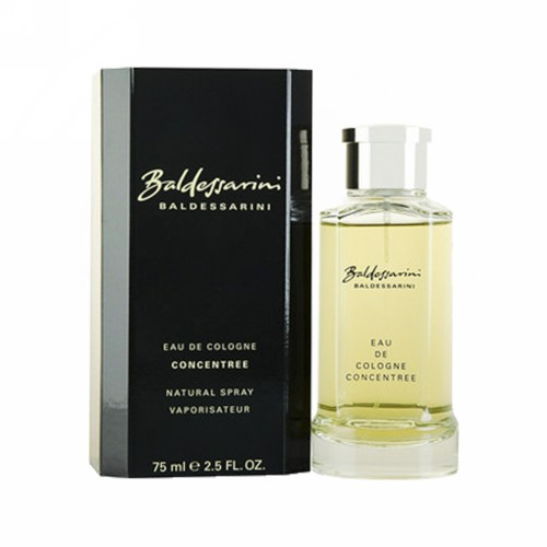 BALDESSARINI COLOGNE EAU DE CONCENTREE NATURAL SPRAY 75 ML BOTOL