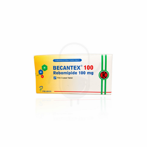 BECANTEX 100 MG TABLET