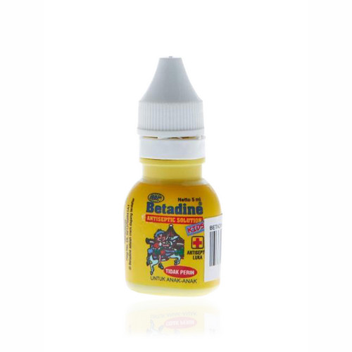 BETADINE KIDS LARUTAN 5 ML