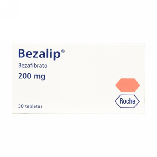 BEZALIP 200 MG TABLET STRIP