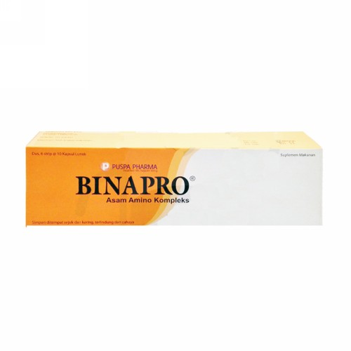 BINAPRO BOX 60 KAPSUL