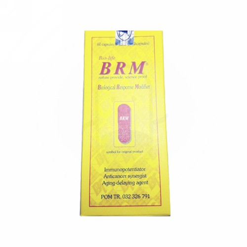 BIOLIFE BRM STRIP 10 KAPSUL