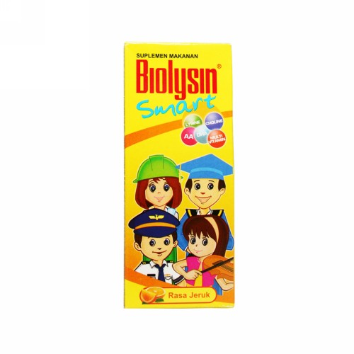 BIOLYSIN SMART SIRUP 60 ML