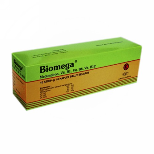 BIOMEGA KAPLET BOX