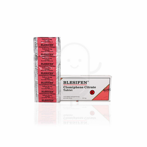BLESIFEN 50 MG STRIP 10 TABLET