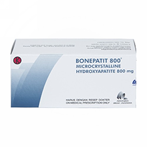 BONEPATIT 800 MG KAPLET