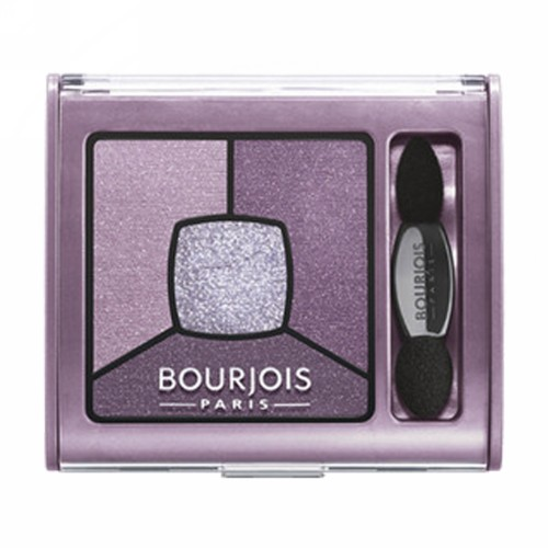 BOURJOIS SMOKY STORIES - QUAD EYESHADOW PALETTE 07 IN MAUVE AGAIN