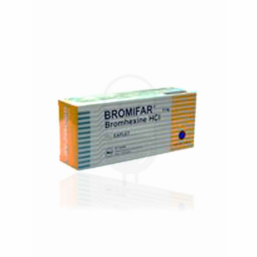 BROMIFAR 8 MG BOX 100 KAPLET