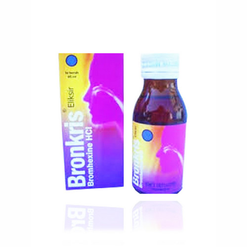 BRONKRIS ELIXIR 60 ML