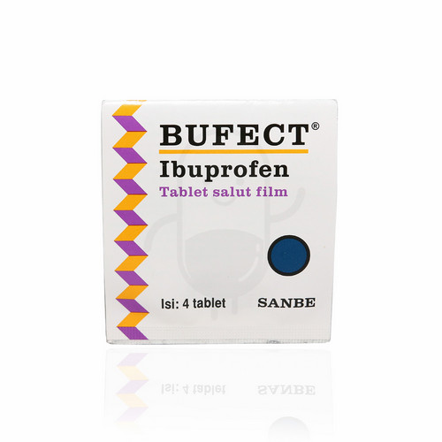 BUFECT 200 MG STRIP 10 TABLET