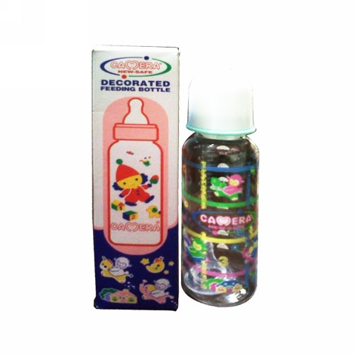 CAMERA FEEDING BOTTLE 250 ML