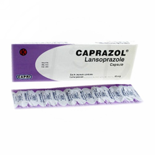 CAPRAZOL 30 MG KAPSUL STRIP