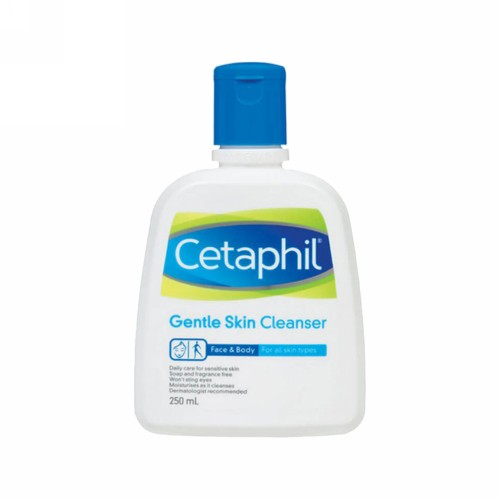 CETAPHIL GENTLE SKIN CLEANSER 250 ML BOTOL