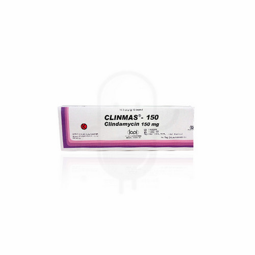 CLINMAS 150 MG KAPSUL STRIP