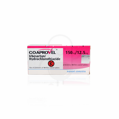 CO-APROVEL 150/12,5 MG TABLET