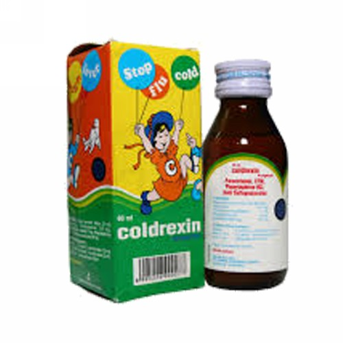 COLDREXIN SIRUP 60 ML