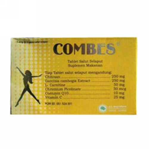 COMBES STRIP 6 TABLET