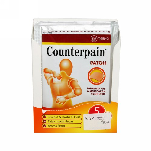 COUNTERPAIN PATCH BOX