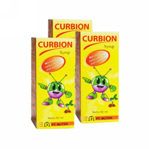 CURBION SIRUP 60 ML