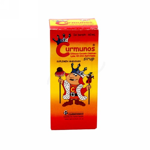 CURMUNOS SIRUP 60 ML