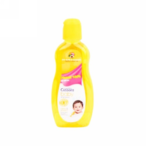 CUSSONS BABY OIL NATURALS 100 ML BOTOL