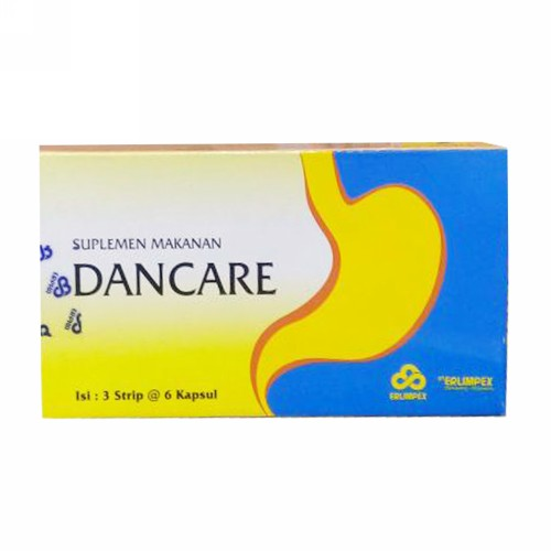 DANCARE 100 MG KAPSUL BOX