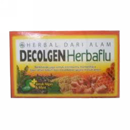 DECOLGEN HERBAL FLU 15 ML SACHET