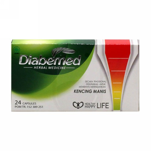 DIABEMED BOX 24 KAPSUL
