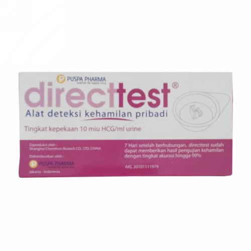 DIRECTTEST TEST PACK