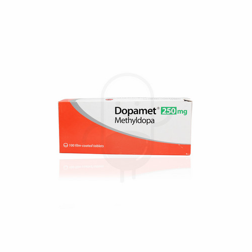 DOPAMET 250 MG TABLET