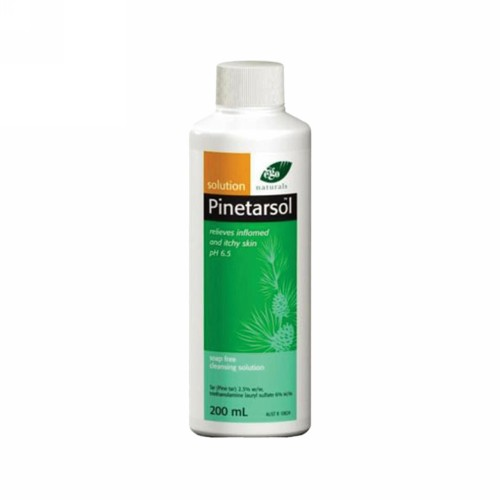 EGO PINETARSOL SOLUTION 200 ML