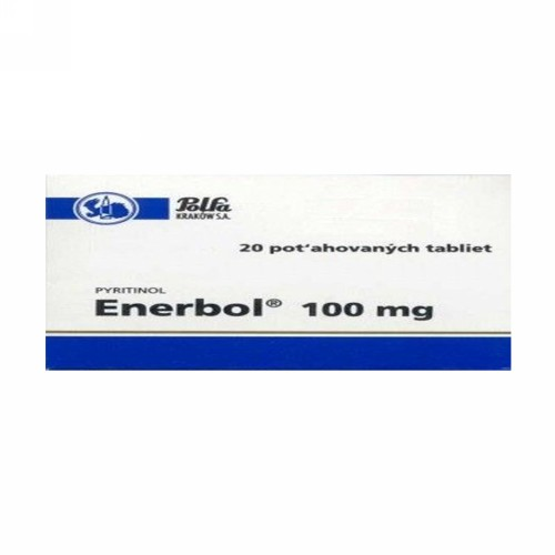 ENERBOL 100 MG STRIP 10 TABLET