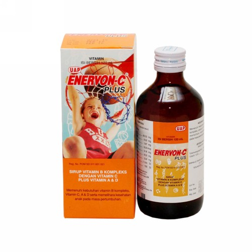 ENERVON C PLUS SIRUP 120 ML