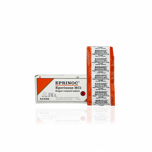 EPRINOC 50 MG BOX 100 TABLET