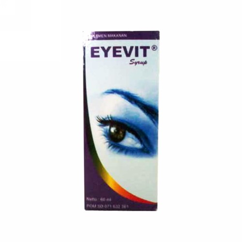 EYEVIT SIRUP 60 ML