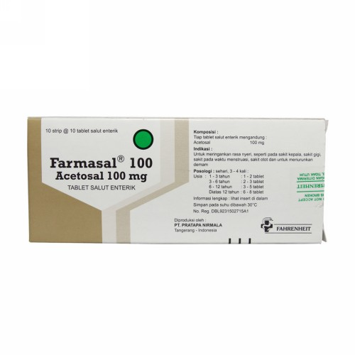 FARSIFEN 200 MG STRIP 10 TABLET