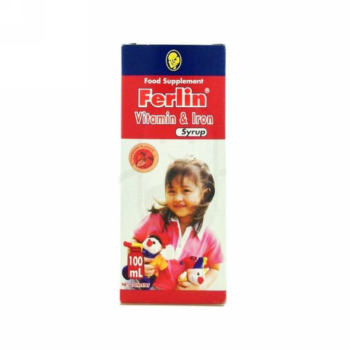 FERLIN SIRUP 100 ML