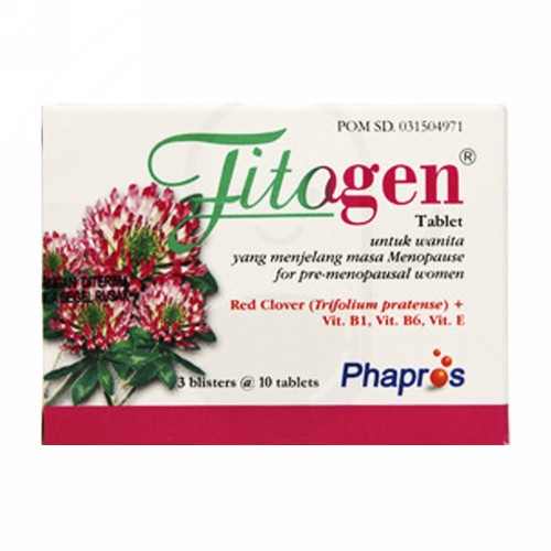 FITOGEN TABLET BOX