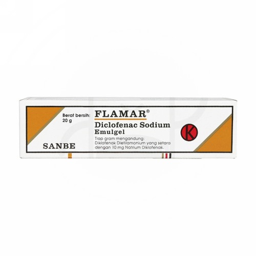 FLAMAR 20 GRAM GEL