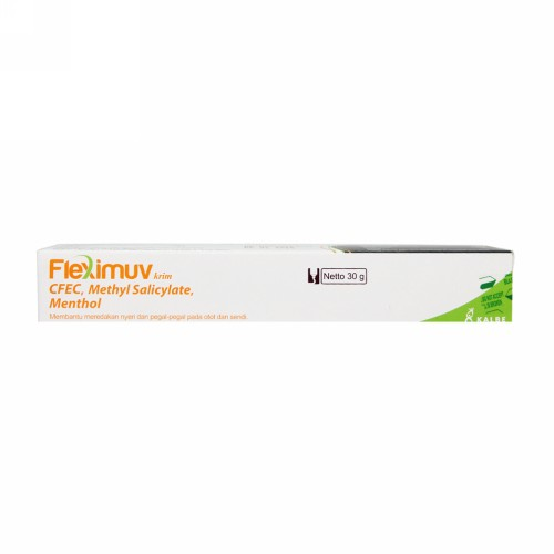 FLEXIMUV KRIM 30 GRAM