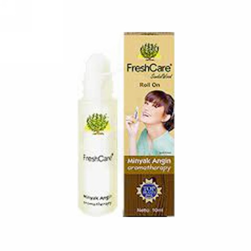 FRESH CARE SANDALWOOD BOTOL ROLL ON 10 ML