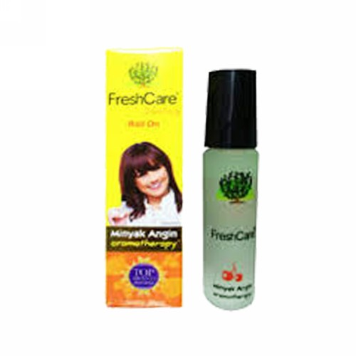 FRESH CARE SPLASH FRUITY MINYAK ANGIN AROMATHERAPY BOTOL ROLL ON 10 ML