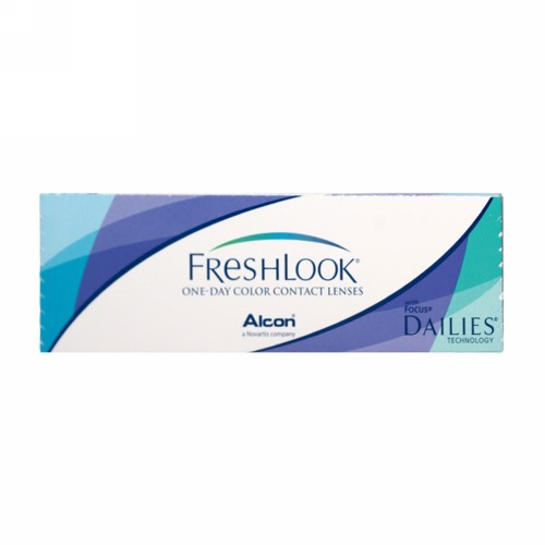 FRESHLOOK HEMA COLOR ONE DAY LENS COLORBLENDS (-0.00) BLUE
