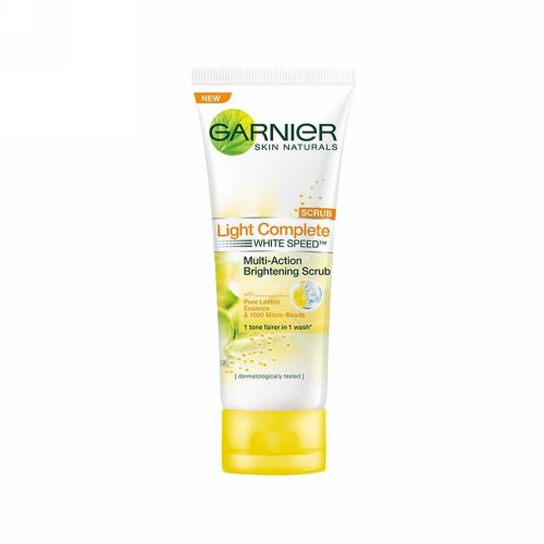 GARNIER LIGHT COMPLETE WHITE SPEED FOAM DAY 50 ML TUBE