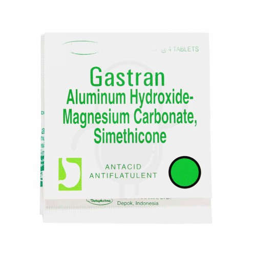 GASTRAN STRIP 4 TABLET