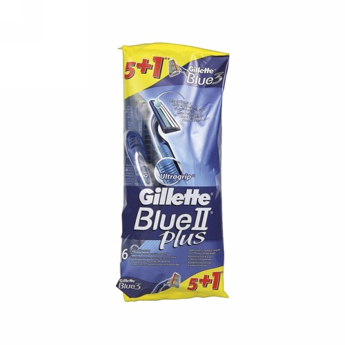 GILLETTE BLUE II PLUS 1 PCS