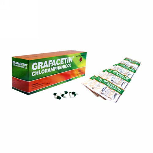GRAFACETIN 250 MG KAPSUL STRIP